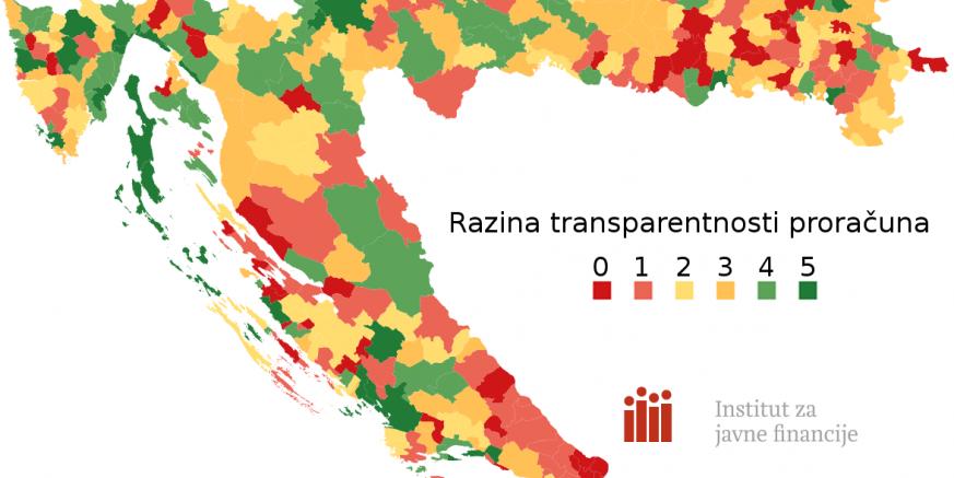 Proračunska transparentnost: Grad Ivanec svrstan u skupinu najtransparentnijih u Hrvatskoj