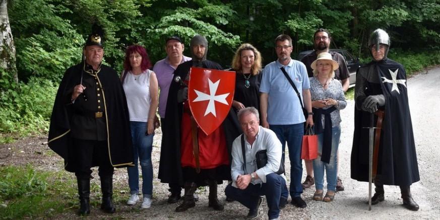 Turistički novinari u Ivancu i na Ivančici
