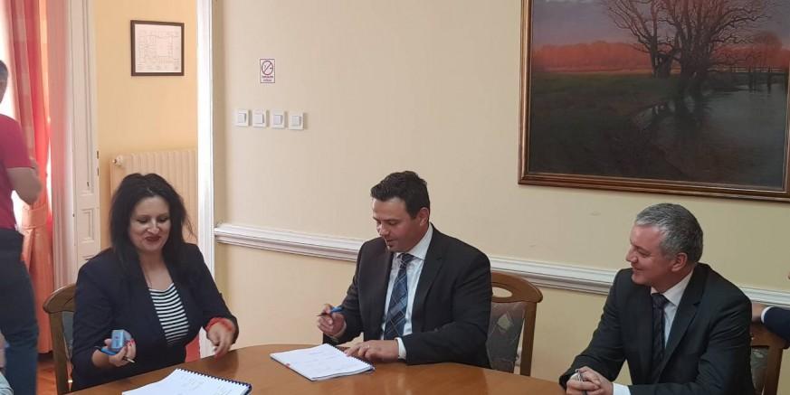 Tvrtki Poslovna zona Ivanec 436.561,26 kn bespovratne potpore iz EU fonda za regionalni razvoj