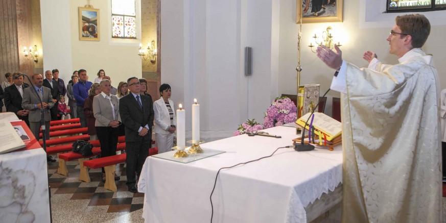 Svečana misa u povodu Dana grada Ivanca i blagdana sv. Ivana Krstitelja
