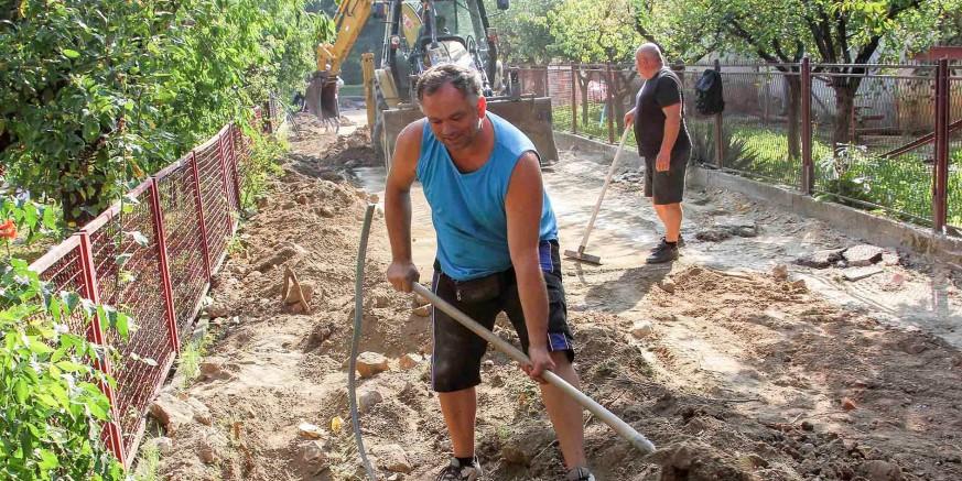 Stiže nova rasvjeta u odvojke Nazorove ulice, Radovan i Gačice