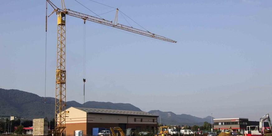 Ivančica d.d. Ivanec počela s gradnjom logističko-distributivnog centra u Poslovnoj zoni Ivanec