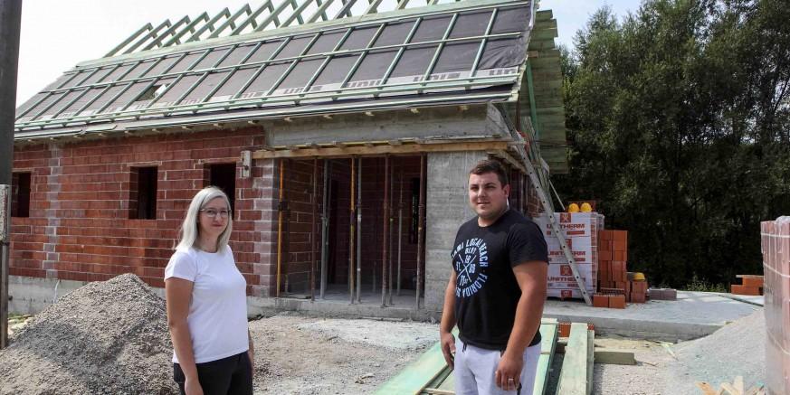 U Škriljevcu izgrađen novi društveni dom