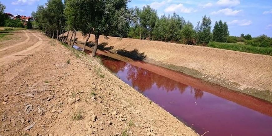 Zbog onečišćenja triju vodotoka prijave vodopravnoj inspekciji