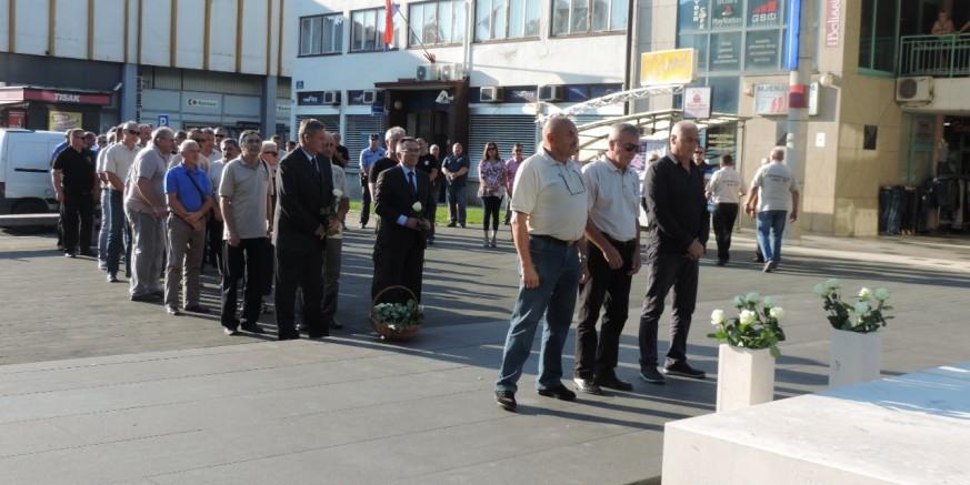 Obilježen Dan oslobođenja Ivančice i Dan 2. ivanečke bojne 104. brigade Hrvatske vojske