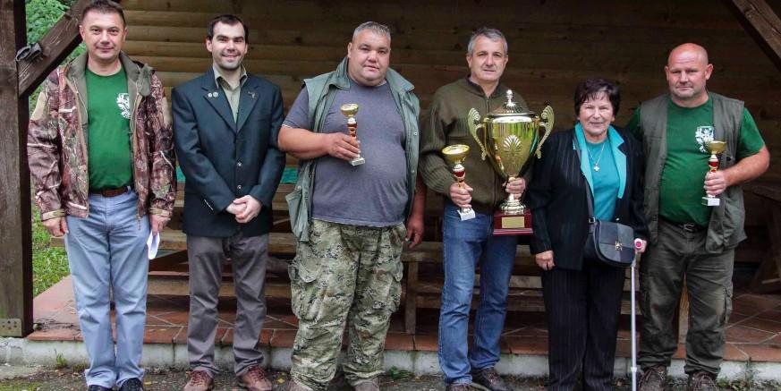 Održan 9. memorijalni lovački kup u čast Ivana Severa Nina