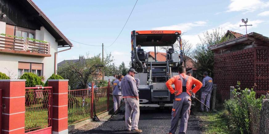 Modernizacija nerazvrstanih cesta u 2018. godini – očitovanje na upite građana