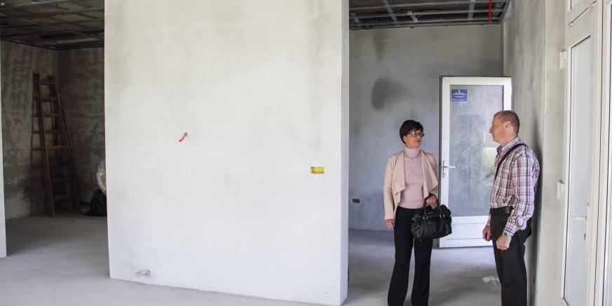 120.000 kuna za novu fazu radova na uređenju prostora za braniteljske udruge u Ul. Lj. Gaja