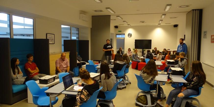 Tjedan cjeloživotnog učenja u Srednjoj školi Ivanec: Od GDPR-a do radionice o robotici