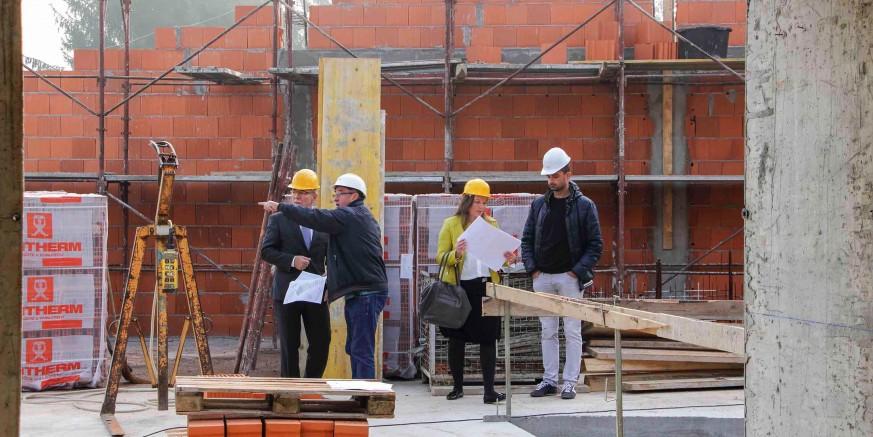 U  tijeku zadnja faza radova na gradnji Muzeja planinarstva Ivanec vrijedna 2,16 mil. kuna