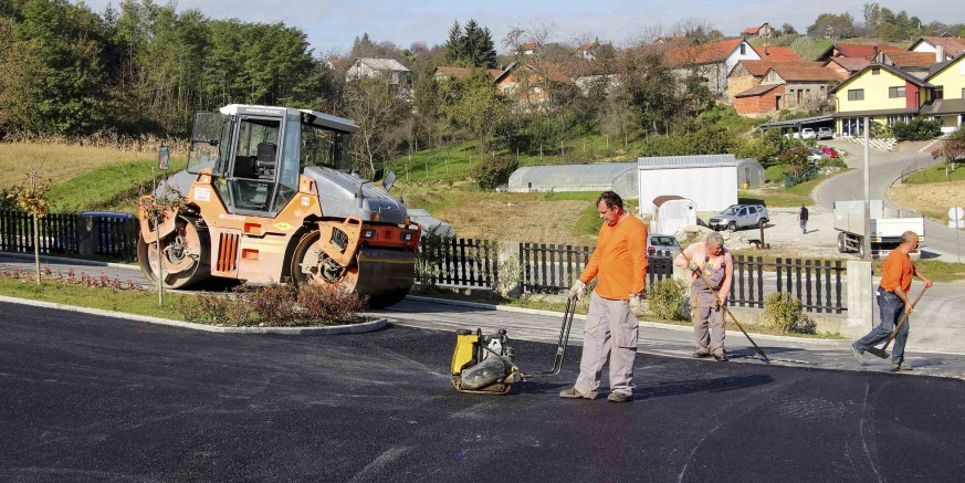 U tijeku opsežni radovi na uređenju groblja na području grada Ivanca vrijedni 1,1 mil. kuna
