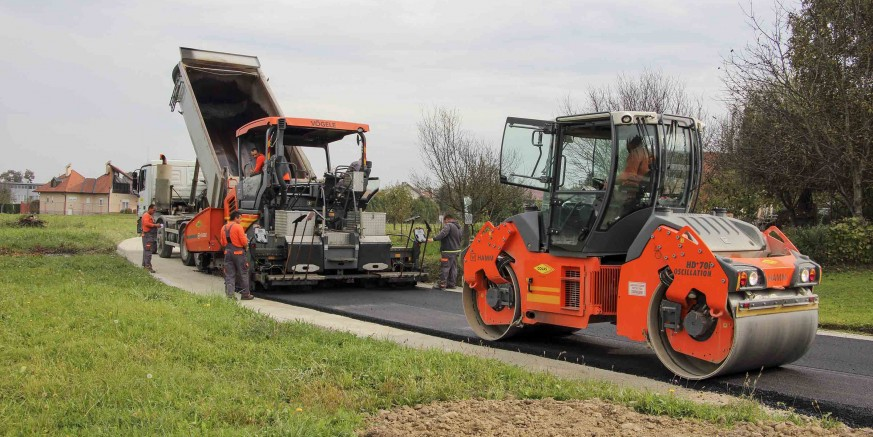 Završila modernizacija cesta iz gradskog Programa za 2018.: Asfaltirano 7,5 km cesta, radovi vrijedni 2,4 mil. kuna