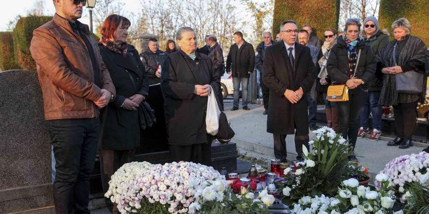 Obilježena 27. obljetnica pogibije vukovarskog branitelja Stjepana Vusića