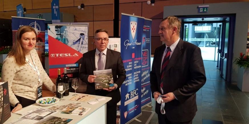 Grad Ivanec i 13 ivanečkih tvrtki na Međunarodnom sajmu komercijalnih investicija REXPO