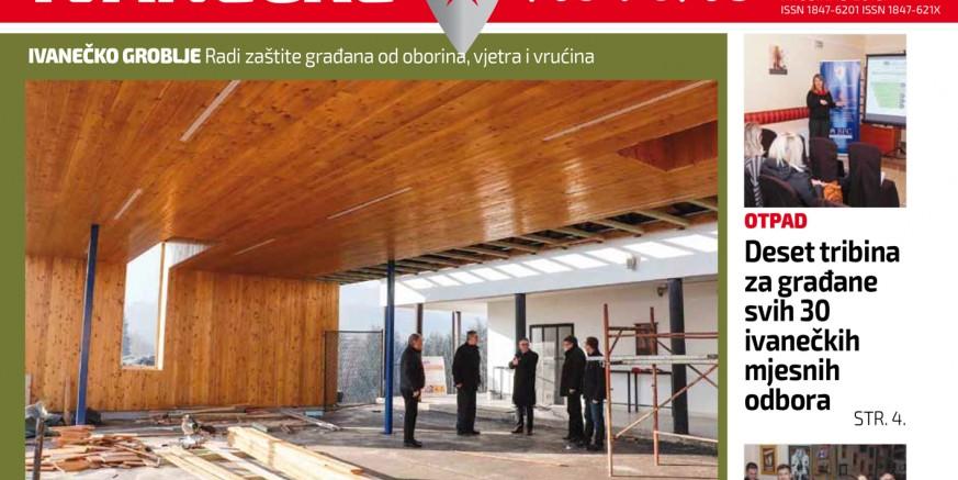 S novim izdanjem Ivanečkih novina, građanima stiže i kalendar za 2019. godinu
