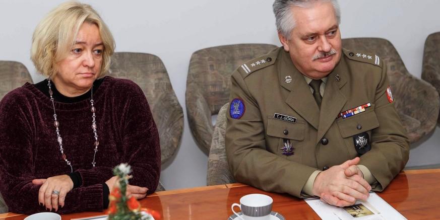 Vojni izaslanik Republike Poljske u Hrvatskoj T. Jaroslaw Gora u posjetu Itasu Prvomajskoj d.d.