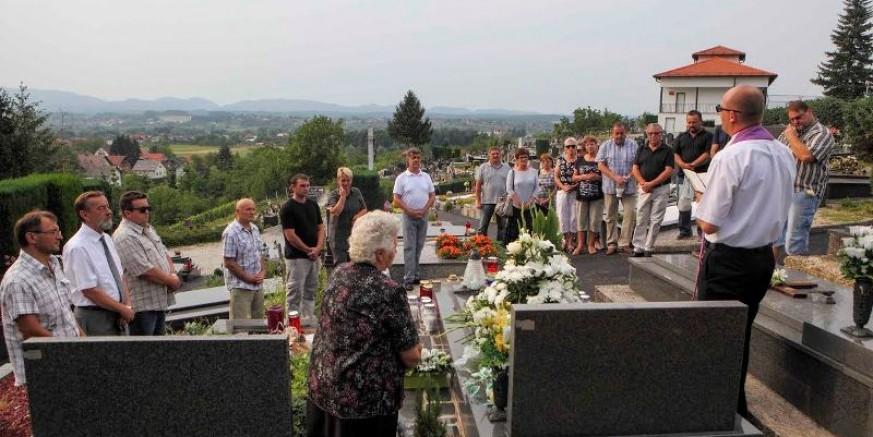Molitvom odali počast Željku Putaru - Grdaku
