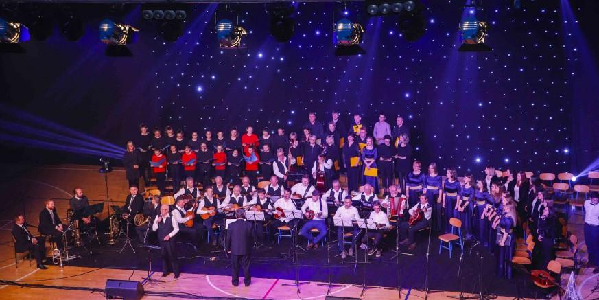 Božićni koncert u organizaciji Grada Ivanca te gradskih udruga i solista