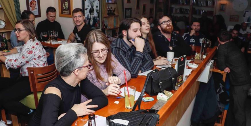 U petak, 4. I., drugi Pub Quiz Kluba mladih Ivanec, slijedi afterparty uz DJ Nesho