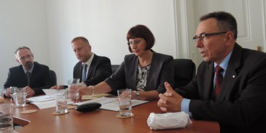 Grad Ivanec potpisao Ugovor o recertifikaciji u sklopu programa BFC SEE