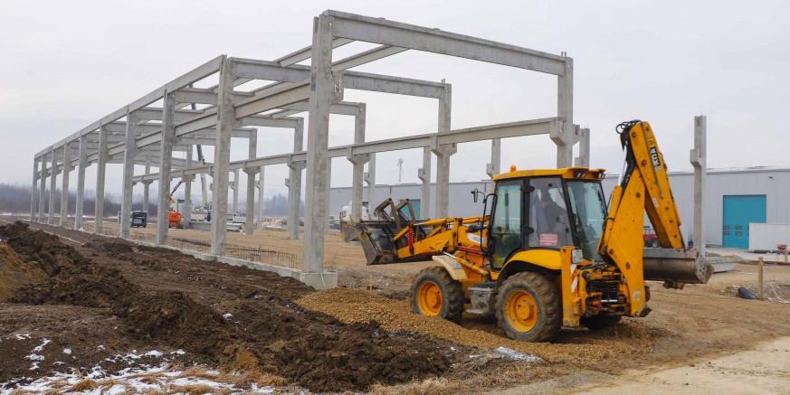 Industrijska zona i Poslovna zona Ivanec – istok: U tijeku milijunske investicije u gradnju novih hala