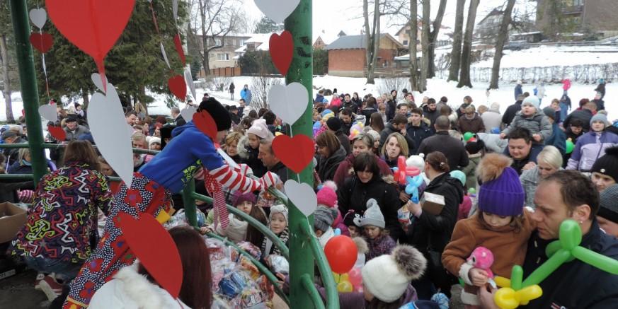 Dječja manifestacija  Zebice – tičeki se ženiju u gradskom parku u subotu, 9. veljače