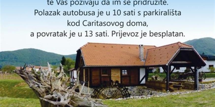 U povodu Međunarodnog dana turističkih vodiča izlet autobusom u Margečan i okolicu