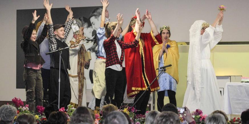 U subotu, 9. 03., tradicionalna priredba KUU-a Stažnjevec i Glumačke družine Komedijaši