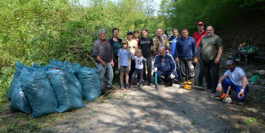 Koordinacijski sastanak za Zelenu čistku 2019. u Gradskoj vijećnici u četvrtak, 4. travnja