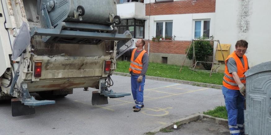 OBAVIJEST IVKOMA Redovit odvoz otpada i na Uskrsni ponedjeljak, 22. travnja