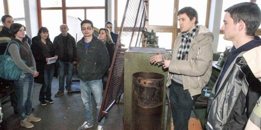 Skupina mladih intelektualaca iz Hrvatske i Slovenije tijekom sedmodnevnog boravka u Ivancu analizirala model Itasova radničkog dioničarstva
