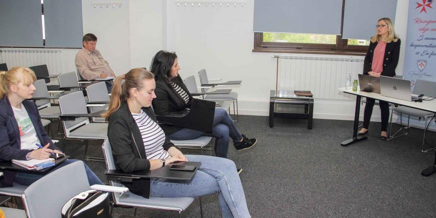 """U sklopu EU projekta: Održana edukacija  """"Poticajne mjere za ulaganje za MSP-ove"""""""