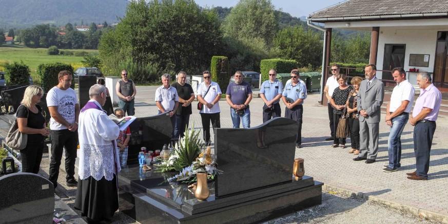 Obilježena godišnjica pogibije branitelja Dražena Šešeta