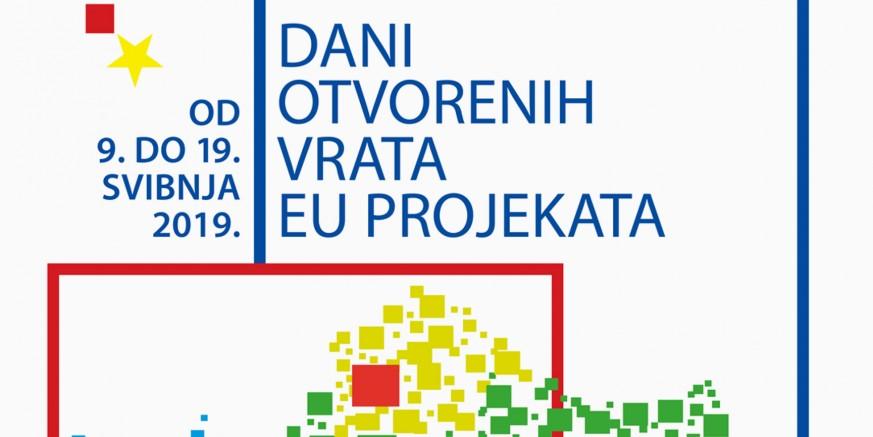 DAN OTVORENIH VRATA EU PROJEKATA: Predavanja za učenike i mlade poduzetnike, tribina za građane (14. svibnja)