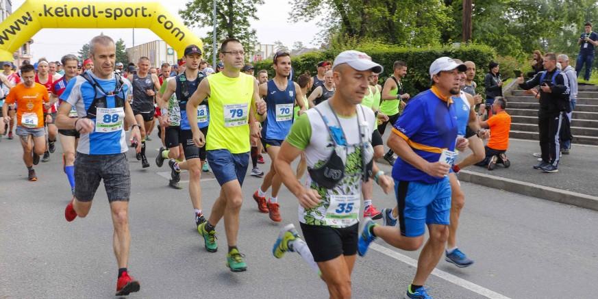POD POKROVITELJSTVOM GRADA IVANCA Održana 3. brdska utrka Ivanec – Grebengrad