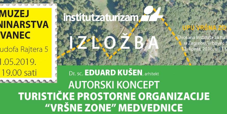 MUZEJ PLANINARSTVA Dr. sc. E. Kušen: Predstavljanje koncepta turističke prostorne organizacije vršne zone Medvednice