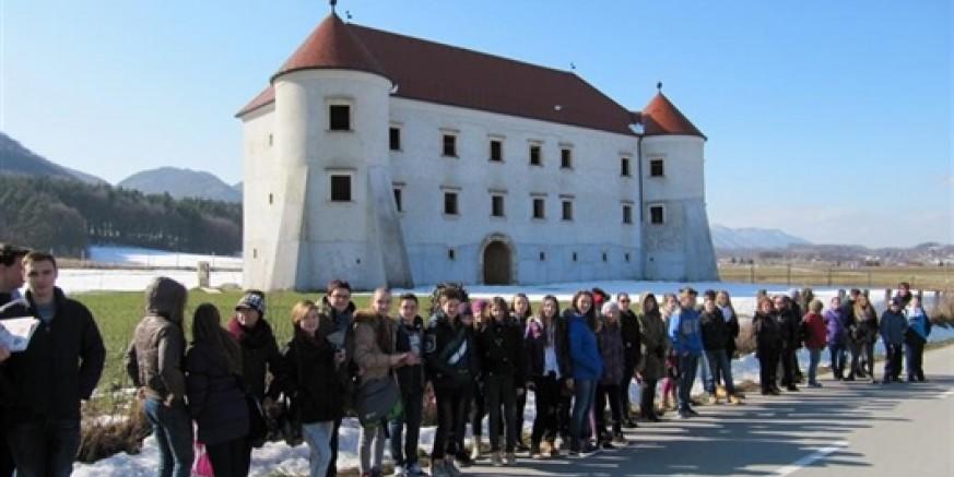 Izletnici u turističkom obilasku Ivanca i Margečana u povodu Međunarodnog dana turističkih vodiča