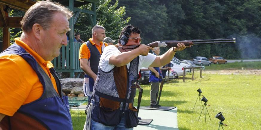 MARGEČAN Na Županijskom prvenstvu u trapu 168 strijelaca iz 28 lovačkih društava