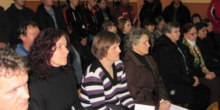Nova civilna udruga na području grada Ivanca: Osnovana je Udruga građana Prigorec