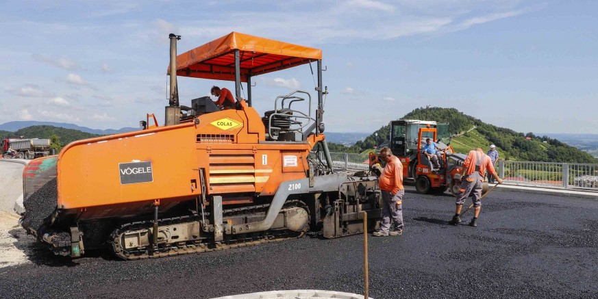 EU PROJEKT: Asfaltirana cesta u Prigorcu i parkiralište Rapikovec