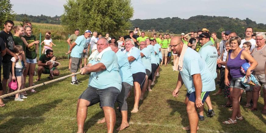 U nedjelju, 4. kolovoza – jubilarne 35. seoske igre u Salinovcu