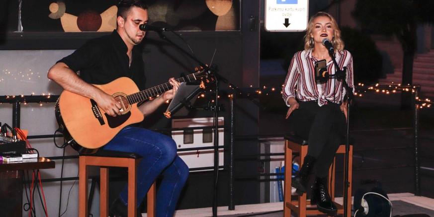 LJETO U IVANCU Odlično raspoloženje uz 3. Acoustic Night u organizaciji Kluba mladih Ivanec