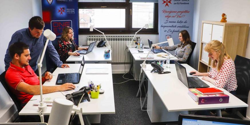 Grad Ivanec raspisao javni poziv za prijem poduzetnika početnika u Poduzetnički inkubator