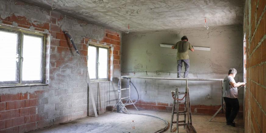ŠKRILJEVEC  U tijeku radovi na društvenom domu vrijedni više od 336.000 kuna