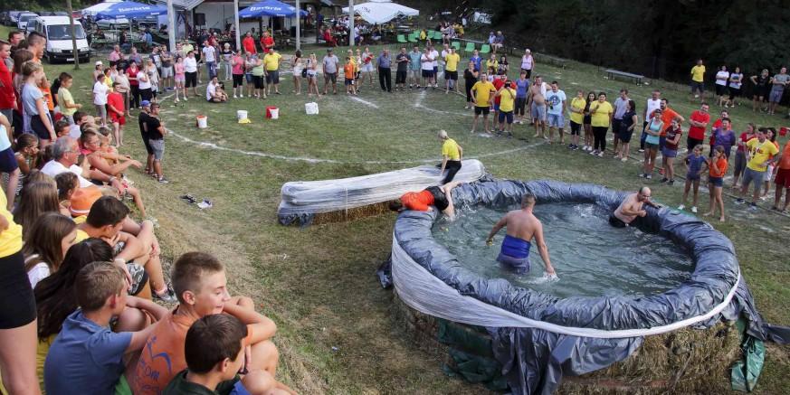 U nedjelju, 18. kolovoza, na Vinskom potoku 12. stažnjevečki susreti; sudjeluje 180 Stažnjevčana