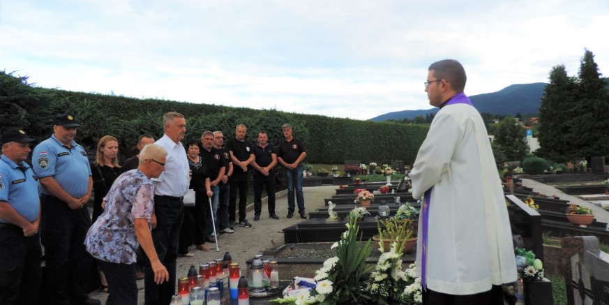 Obilježena 24. godišnjica pogibije ivanečkog branitelja Romana Ribića