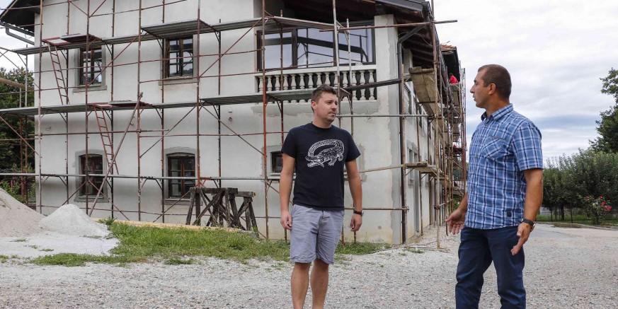 NOVA INVESTICIJA U Ivancu se gradi novi dom za starije i nemoćne kapaciteta 30 osoba