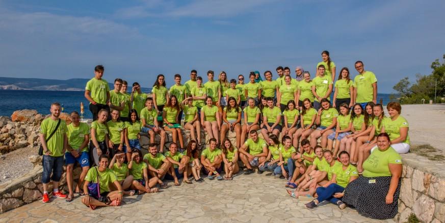 EU PROJEKT Udruga Nada uspješno provela razmjenu 63-oje mladih iz Hrvatske, Slovenije i BiH iz programa Erasmus+