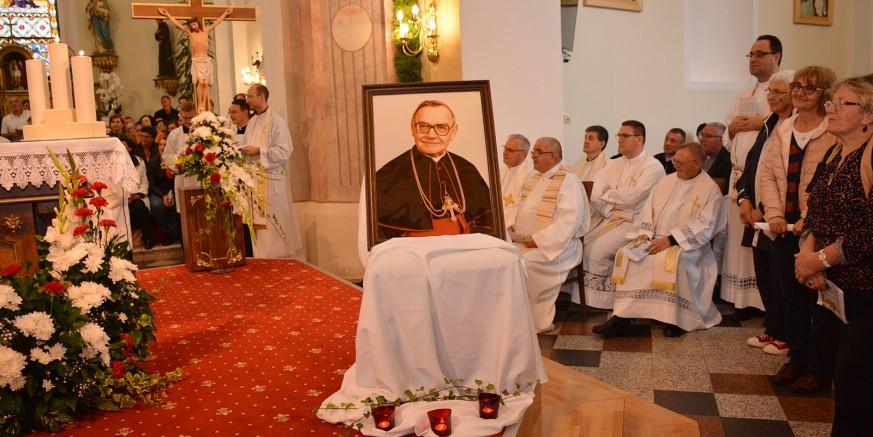 4.000 hodočasnika u Ivancu u povodu obilježavanja 100. obljetnice rođenja biskupa Ćirila Kosa