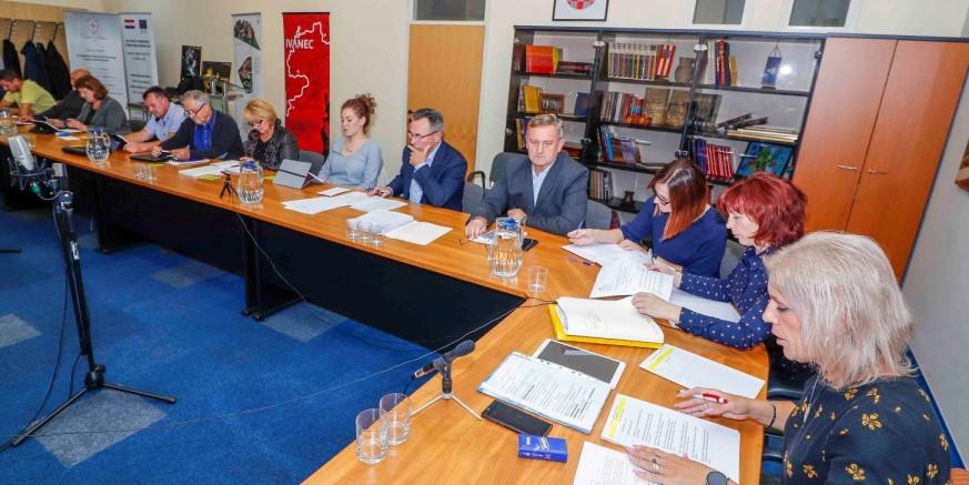 GRADSKO VIJEĆE Grad Ivanec uključuje se u projekt gradnje Centra za starije i nemoćne u Ivancu (dnevni boravak)